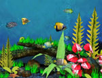 Fish Aquarium 3D Screensaver 1.1