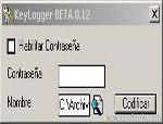 KeyLogger 2.5
