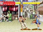Street Fighter 2 Remake .